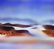 White Sands National Monument by imagesbyjd