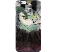 I am Chaos Incarnate! iPhone Case/Skin