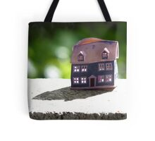 Melted House Tote Bag