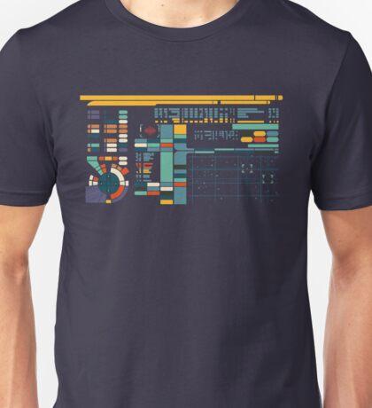 Control Interface Unisex T-Shirt