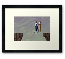 Solutions Framed Print