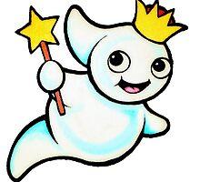 Princess Ghost by FriendlyBird