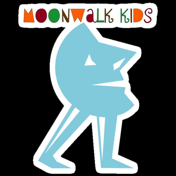 Moonwalking Kids by Zehda