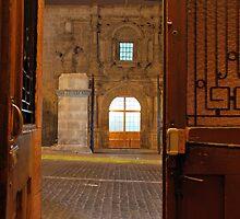 Open Door by Alessandro Pinto