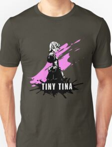 Tiny Tina (Colored BG) T-Shirt