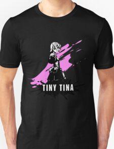 Tiny Tina (Colored BG) T-Shirt