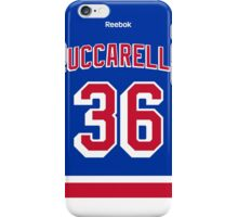 New York Rangers Mats Zuccarello Jersey Back Phone Case iPhone Case/Skin