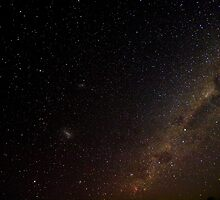 Southern Sky at Night by Murray Wills