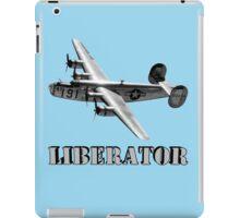 Army Aircorp B-24 Liberator iPad Case/Skin