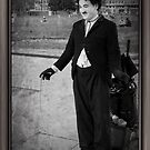 Charlie Chaplin by DonDavisUK