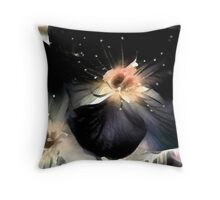 Midnight Sun Throw Pillow