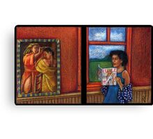 Couture Canvas Print