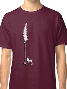 Desperate Moose (white) Classic T-Shirt