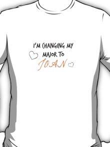 "Fun Home ""Changing My Major"" T-Shirt"