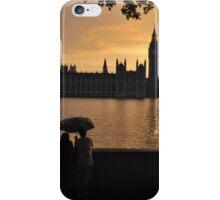 Romantic Sunset in London iPhone Case/Skin