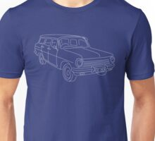 EH Wagon - white Unisex T-Shirt