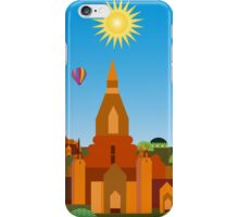 Temples in Cambodia iPhone Case/Skin