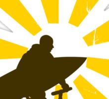 Dawn Patrol 2 Sticker