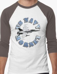 F/A-18 Hornet Men's Baseball ¾ T-Shirt