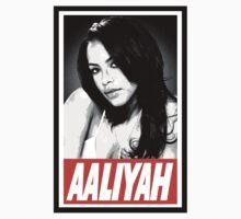 Aaliyah by fysham