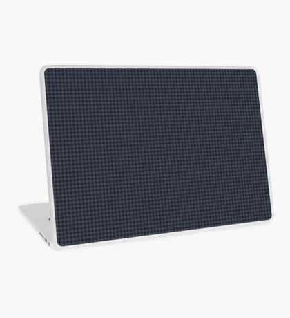 Neutral Chequered Pattern (Black & Grey) Laptop Skin