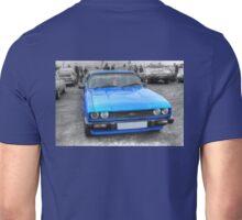Blue Capri Unisex T-Shirt