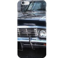 Impala - Supernatural iPhone Case/Skin