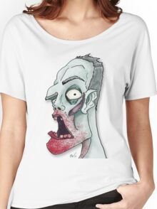 Drawing Undead Attention Women's Relaxed Fit T-Shirt