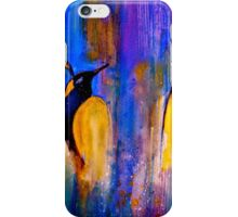 The Meeting At Night... iPhone Case/Skin