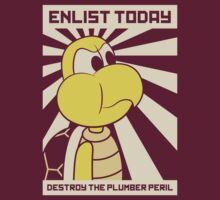 Enlist today - pick your colour by FlamingDerps