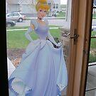 Come quick!  Cinderella's at the door!!! by Nanagahma