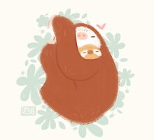 Momma Sloth by Amy Bouchard