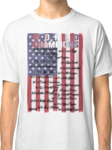 World Champions | USWNT Classic T-Shirt