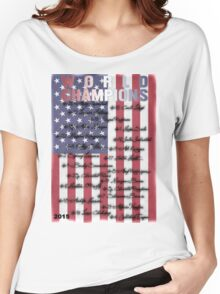 World Champions | USWNT Women's Relaxed Fit T-Shirt