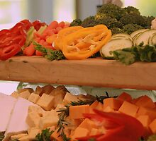 Cheese and Veggie Bounty by molicophoto