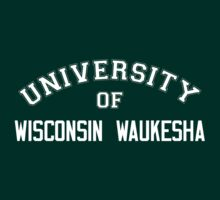 UNIVERSITY OF WISCONSIN WAUKESHA by HelenCard