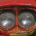 My Bug Eyed Chevrolet by Bob Hortman
