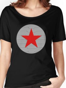 Winter Soldier - Shield Women's Relaxed Fit T-Shirt