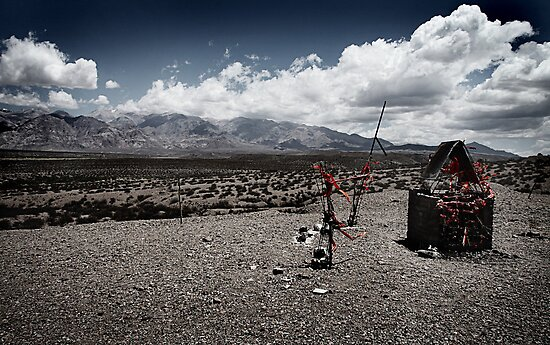 Approaching the Andes by Vincent Riedweg