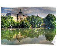 Flood in Győr Poster
