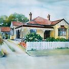 Noella,s Grandmother's House by Mrswillow