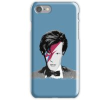 Doctor Who / Ziggy Stardust iPhone Case/Skin