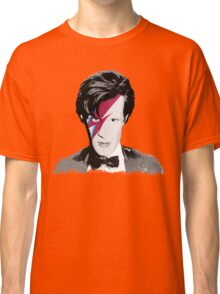 Doctor Who / Ziggy Stardust Classic T-Shirt