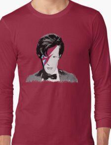 Doctor Who / Ziggy Stardust Long Sleeve T-Shirt