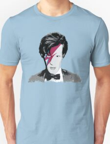 Doctor Who / Ziggy Stardust Unisex T-Shirt