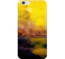 An Evening Near The City iPhone Case/Skin