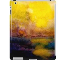 An Evening Near The City iPad Case/Skin