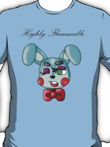 Flammable Toy Bonnie T-Shirt