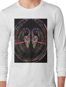 Face-Off Long Sleeve T-Shirt