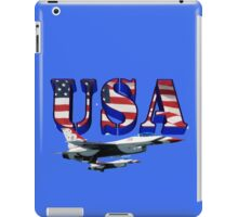 US Air Force Thunderbirds iPad Case/Skin